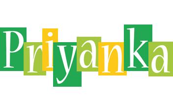 Priyanka lemonade logo