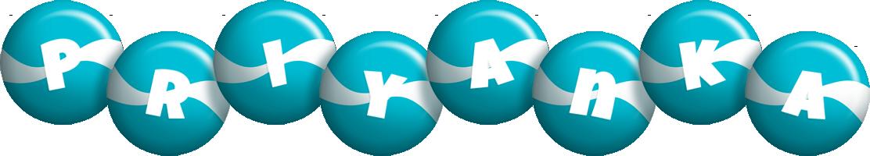 Priyanka messi logo