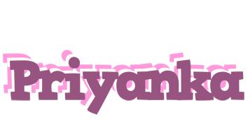 Priyanka relaxing logo