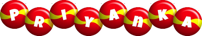 Priyanka spain logo