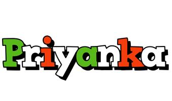 Priyanka venezia logo