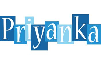 Priyanka winter logo