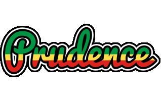 Prudence african logo