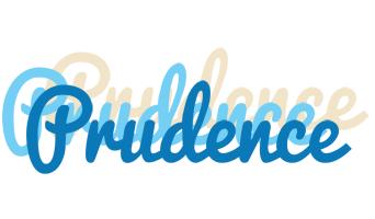 Prudence breeze logo