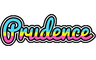 Prudence circus logo