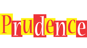 Prudence errors logo