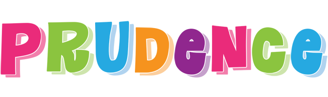 Prudence friday logo