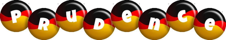 Prudence german logo