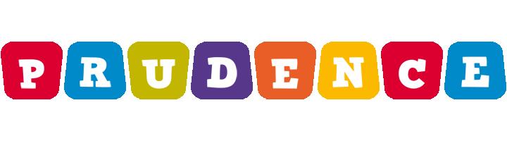 Prudence kiddo logo