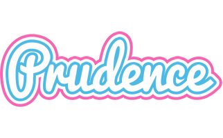 Prudence outdoors logo