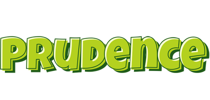Prudence summer logo