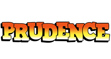 Prudence sunset logo