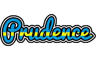 Prudence sweden logo