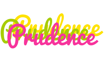 Prudence sweets logo