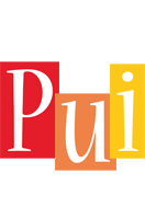 Pui colors logo
