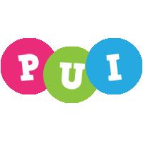Pui friends logo