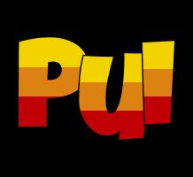 Pui jungle logo