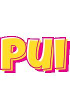 Pui kaboom logo