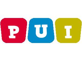 Pui kiddo logo