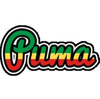 Puma african logo