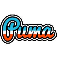 Puma america logo