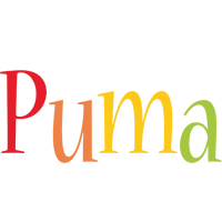 Puma birthday logo