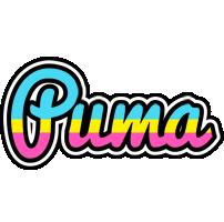 Puma circus logo