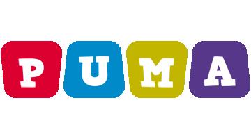 Puma daycare logo
