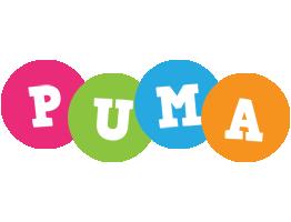 Puma friends logo