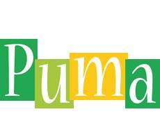 Puma lemonade logo