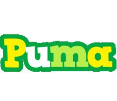 Puma soccer logo