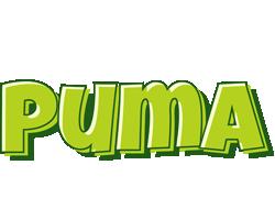 Puma summer logo