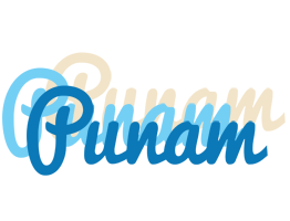 Punam breeze logo