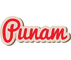 Punam chocolate logo