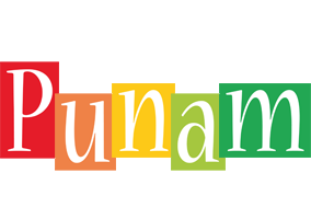 Punam colors logo
