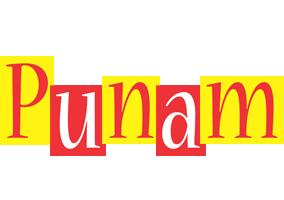 Punam errors logo