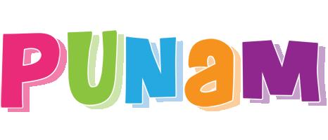 Punam friday logo