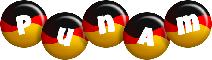 Punam german logo
