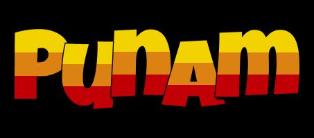 Punam jungle logo