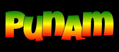 Punam mango logo
