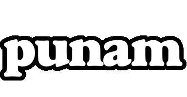 Punam panda logo