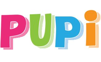 Pupi friday logo