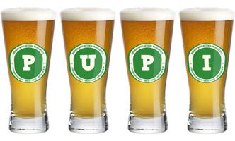 Pupi lager logo