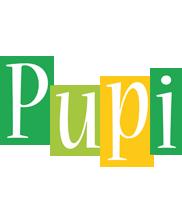 Pupi lemonade logo