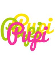 Pupi sweets logo