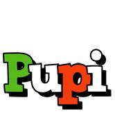 Pupi venezia logo