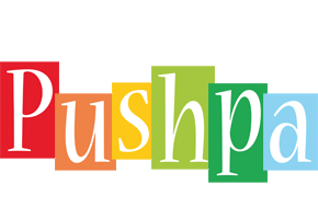 Pushpa colors logo