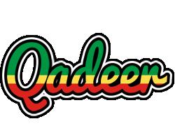 Qadeer african logo