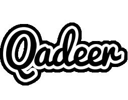 Qadeer chess logo