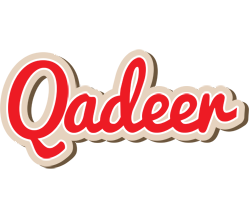 Qadeer chocolate logo